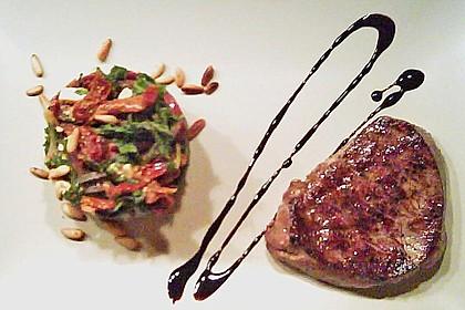 Antipasti - Salat mit Schafskäse und Pesto - Dressing 10