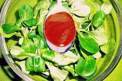 Himbeeressig - Dressing zu Blattsalaten und Käse 10