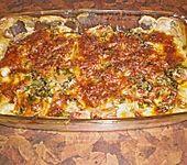Bärlauch-Kartoffelgratin (Bild)