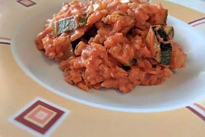 Zucchini - Reis - Pfanne a la Helene 22