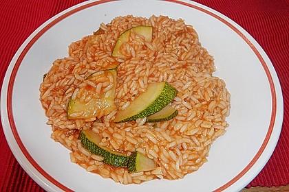 Zucchini - Reis - Pfanne a la Helene 28