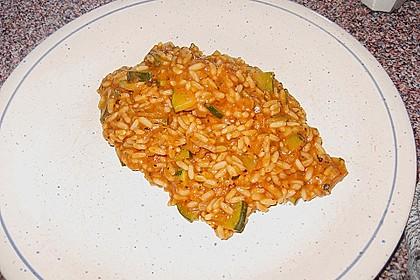 Zucchini - Reis - Pfanne a la Helene 25