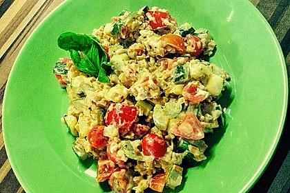 Zucchini - Reis - Pfanne a la Helene 12