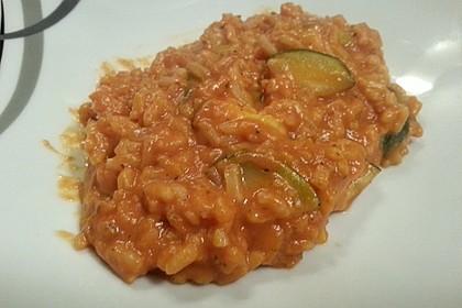 Zucchini - Reis - Pfanne a la Helene 21