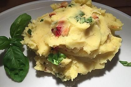 Mediterranes Kartoffelpüree