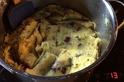 Mediterranes Kartoffelpüree 4