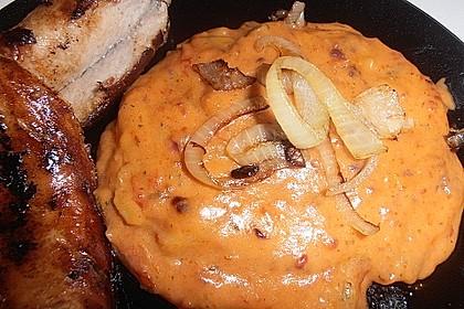 Mediterranes Kartoffelpüree 7