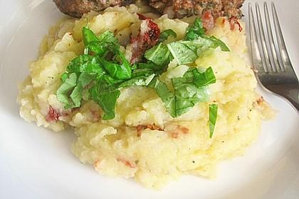 Mediterranes Kartoffelpüree 3