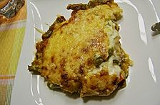 Vollkorn - Gemüse - Lasagne