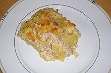 Thunfisch - Kartoffel - Lasagne a la Mäusle