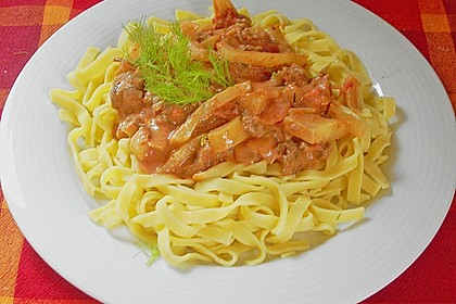 Fenchel - Bolognese 1