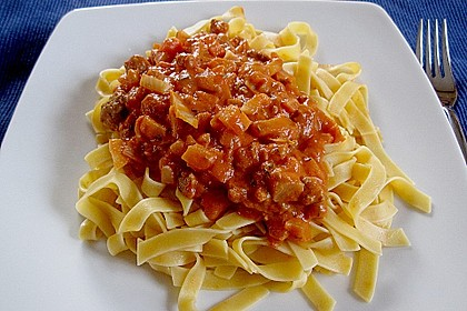 Fenchel - Bolognese 0