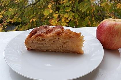 Supersaftiger Apfelkuchen 19