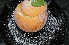 'Orangeneis in der Fruchthülle' a la Xainti