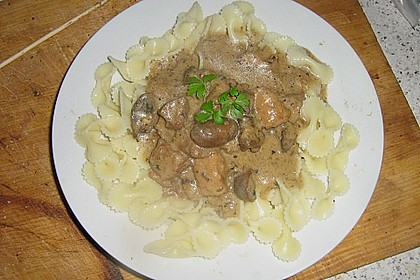 Bulgarische Schweinskasserolle 3