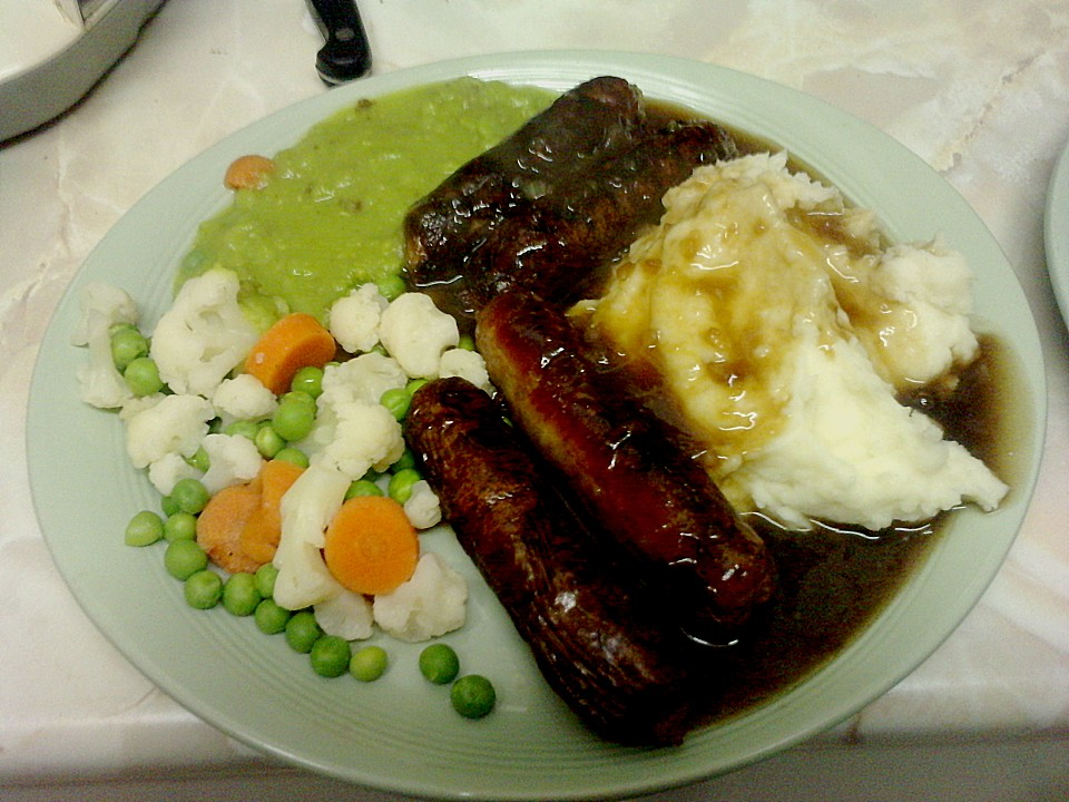 root mash sweet potato mash potato and parsnip mash bangers and mash ...