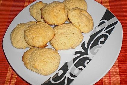 Joghurt - Limetten - Cookies 1