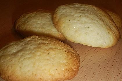 Joghurt - Limetten - Cookies 7