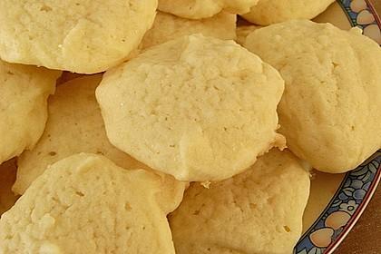 Joghurt - Limetten - Cookies 3