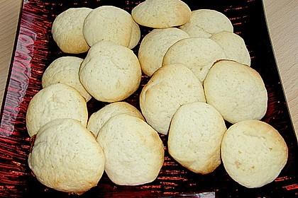 Joghurt - Limetten - Cookies 4