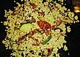 Couscous als Beilage oder Salat