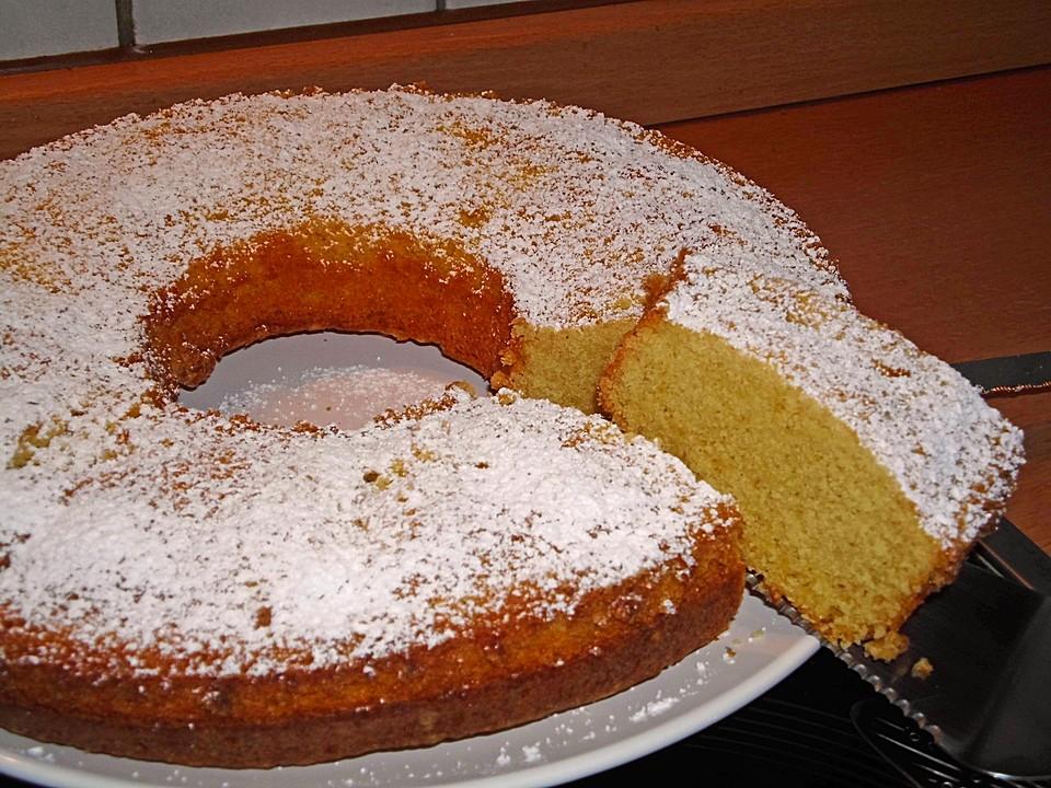 Pudding kuchen leicht gemacht