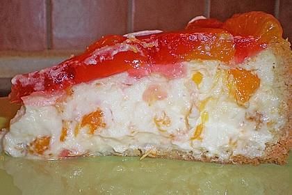 Schmand - Mandarinen - Torte 2