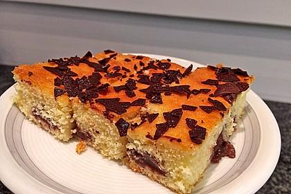 Kuhflecken - Puddingkuchen 1