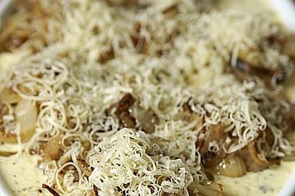 Knödel-Sauerkraut-Auflauf 9