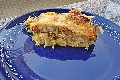 Knödel-Sauerkraut-Auflauf 6
