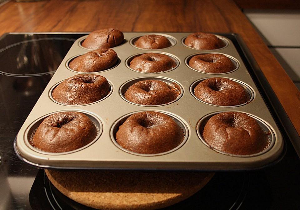 Sformatino - kleiner warmer Schokoladenkuchen von schmitzebilla ...