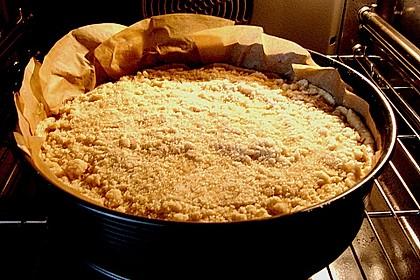 Veganer Apfel - Streusel - Kuchen 26