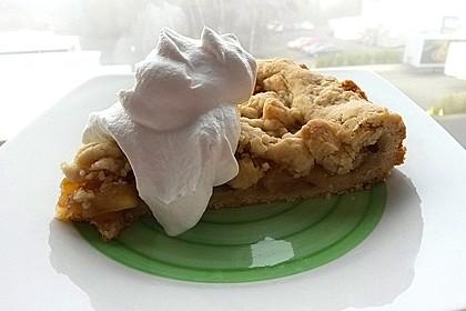 Veganer Apfel - Streusel - Kuchen 1