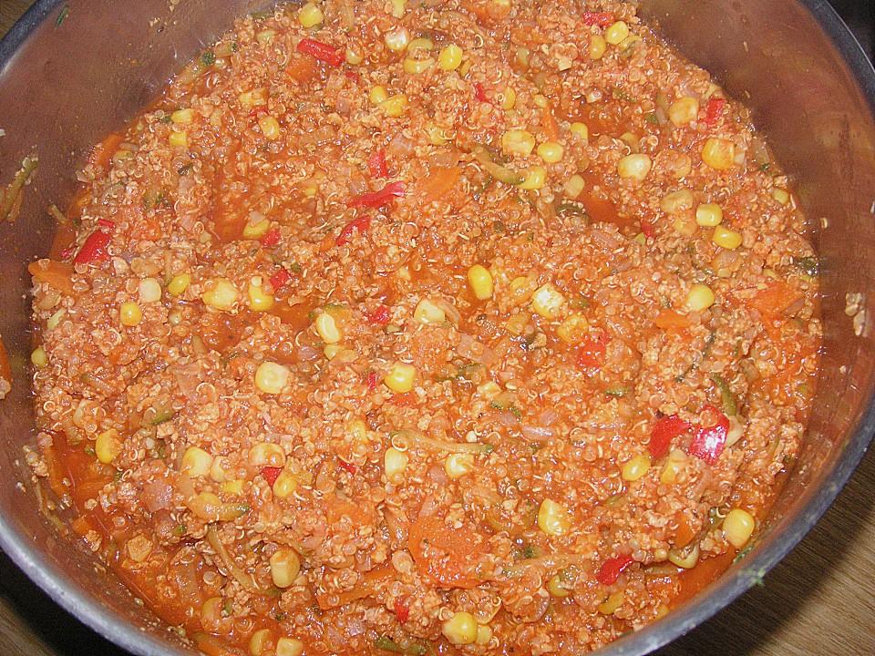 Quinoa - Risotto (Rezept mit Bild) von arranee | Chefkoch.de