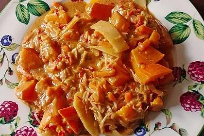 Kürbis - Curry 4