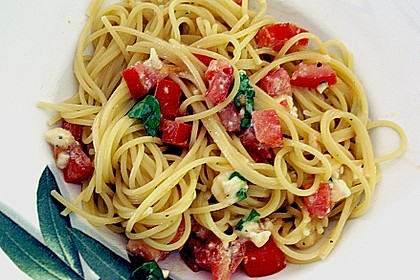Sommerspaghetti 4
