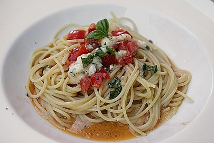 Sommerspaghetti 1