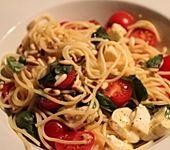 Sommerspaghetti