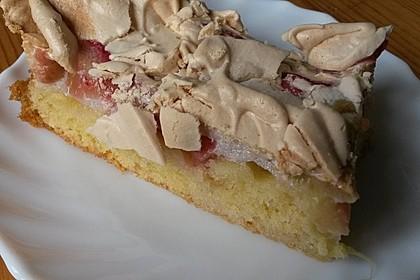 Rhabarber - Blechkuchen 4