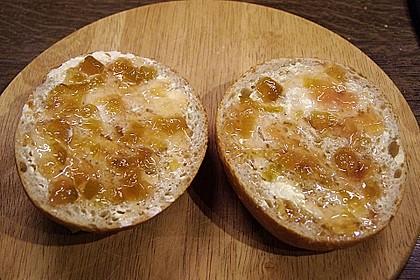 Rhabarber - Vanille - Marmelade 6