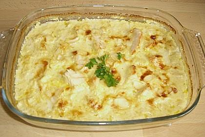 Curry - Hähnchen mit Aprikosen 8