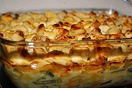 Curry - Hähnchen mit Aprikosen 10