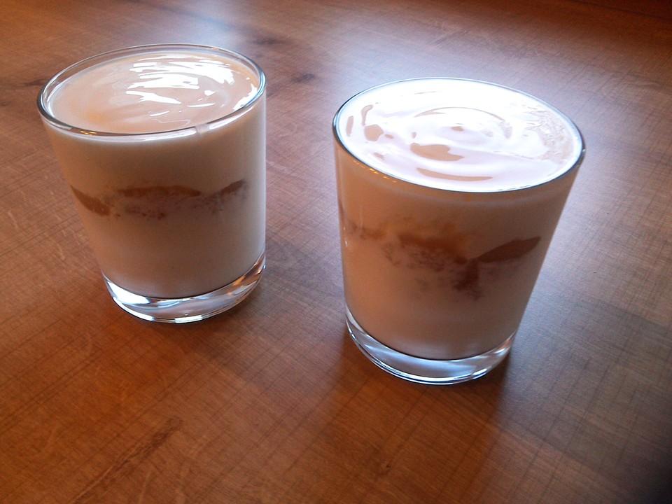 Amerikanischer Kühlschrank Quark : Quark mit joghurt und apfelmus von shanks chefkoch.de