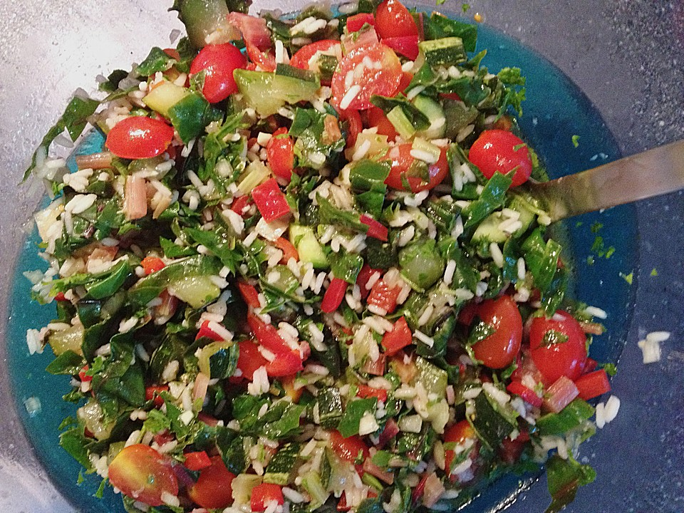 griechischer tomaten mangold salat rezept mit bild. Black Bedroom Furniture Sets. Home Design Ideas