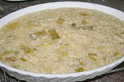 Zitronenrisotto, mit einem Hauch von Italien 1