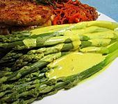Käse - Safran - Sauce (Bild)