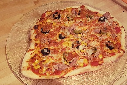 Der beste Pizzateig 68