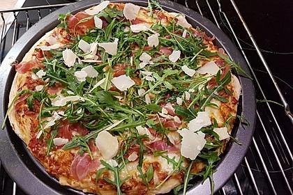 Der beste Pizzateig 2
