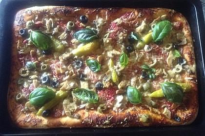 Der beste Pizzateig 132