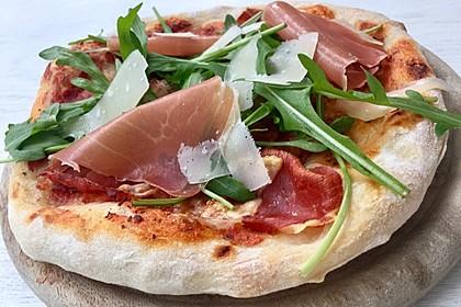 Der beste Pizzateig 6